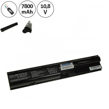 HP ProBook 4330s Baterie pro notebook - 7800mAh 9 článků + doprava zdarma + zprostředkování servisu v ČR
