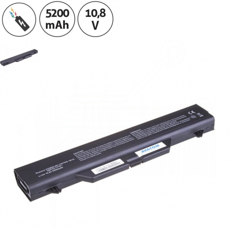 HP ProBook 4515s/ct Baterie pro notebook - 5200mAh 6 článků + doprava zdarma + zprostředkování servisu v ČR