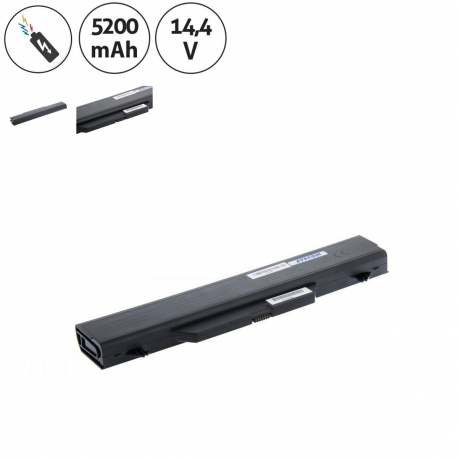 HP ProBook 4510s/CT Baterie pro notebook - 5200mAh 8 článků + doprava zdarma + zprostředkování servisu v ČR