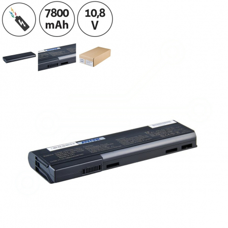 HP EliteBook 8560p Baterie pro notebook - 7800mAh 9 článků + doprava zdarma + zprostředkování servisu v ČR