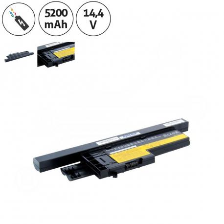 Lenovo ThinkPad X60s 2507 Baterie pro notebook - 5200mAh 8 článků + doprava zdarma + zprostředkování servisu v ČR