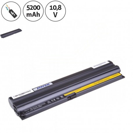 """Lenovo ThinkPad Edge 11"""" Baterie pro notebook - 5200mAh 6 článků + doprava zdarma + zprostředkování servisu v ČR"""