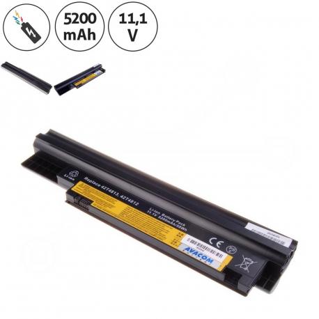 """Lenovo ThinkPad Edge 13"""" Baterie pro notebook - 5200mAh 6 článků + doprava zdarma + zprostředkování servisu v ČR"""