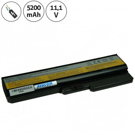 Lenovo G550 Baterie pro notebook - 5200mAh 6 článků + doprava zdarma + zprostředkování servisu v ČR