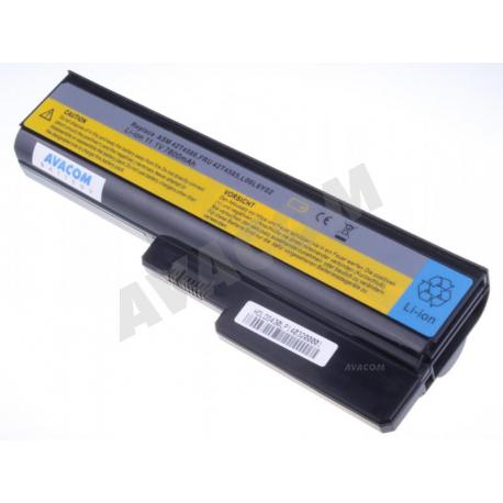 Lenovo 3000 G530 Baterie pro notebook - 7800mAh 9 článků + doprava zdarma + zprostředkování servisu v ČR