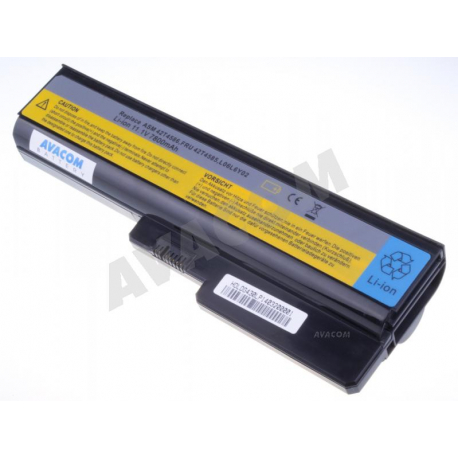 Lenovo G530 dc t3400 Baterie pro notebook - 7800mAh 9 článků + doprava zdarma + zprostředkování servisu v ČR