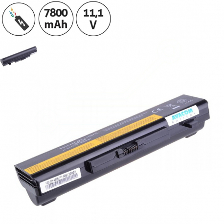 Lenovo IdeaPad G770 Baterie pro notebook - 7800mAh 9 článků + doprava zdarma + zprostředkování servisu v ČR
