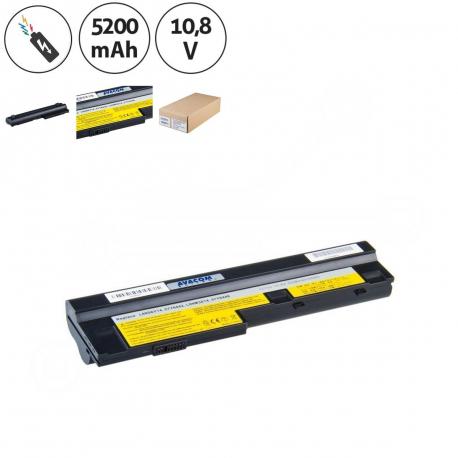 Lenovo IdeaPad U160 Baterie pro notebook - 5200mAh 6 článků + doprava zdarma + zprostředkování servisu v ČR