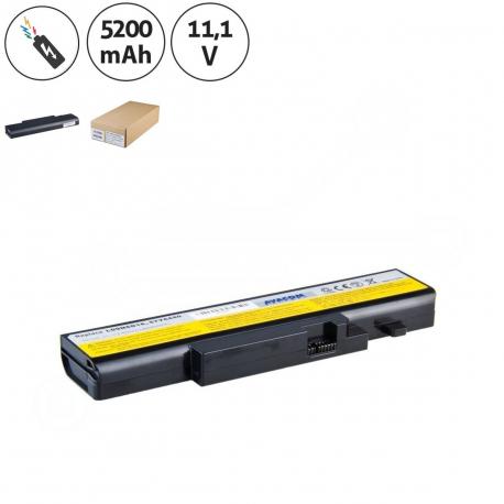 Lenovo IdeaPad Y560 Baterie pro notebook - 5200mAh 6 článků + doprava zdarma + zprostředkování servisu v ČR