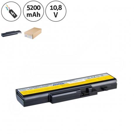 Lenovo IdeaPad Y570 Baterie pro notebook - 5200mAh 6 článků + doprava zdarma + zprostředkování servisu v ČR