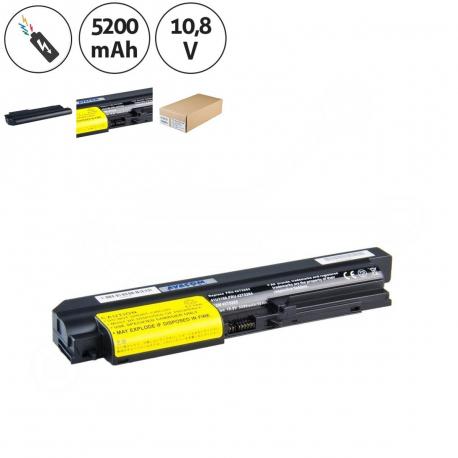 Lenovo ThinkPad R400 7443 Baterie pro notebook - 5200mAh 6 článků + doprava zdarma + zprostředkování servisu v ČR