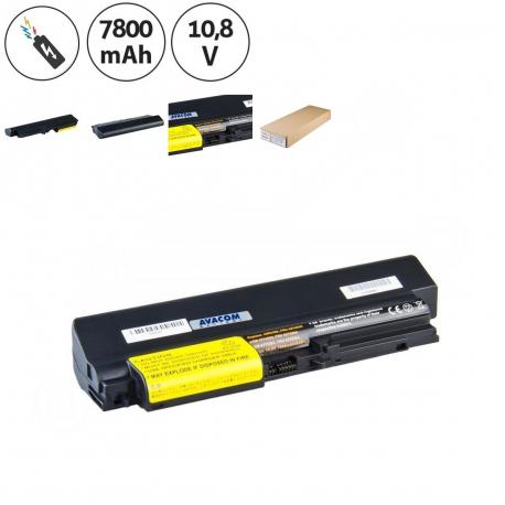 Lenovo ThinkPad R400 series Baterie pro notebook - 7800mAh 9 článků + doprava zdarma + zprostředkování servisu v ČR