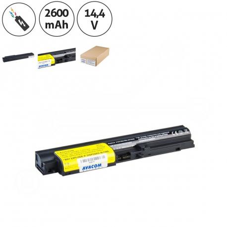 Lenovo ThinkPad R400 7443 Baterie pro notebook - 2600mAh 4 články + doprava zdarma + zprostředkování servisu v ČR