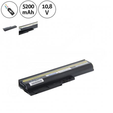 Lenovo SL500 Baterie pro notebook - 5200mAh 6 článků + doprava zdarma + zprostředkování servisu v ČR