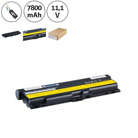 Lenovo ThinkPad L520 Baterie pro notebook - 7800mAh 9 článků + doprava zdarma + zprostředkování servisu v ČR