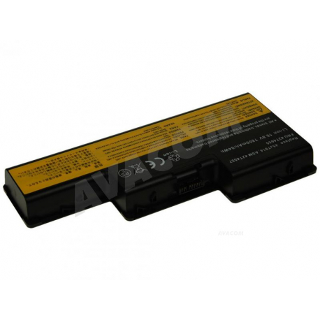 Lenovo ThinkPad W701 2541 Baterie pro notebook - 7800mAh 9 článků + doprava zdarma + zprostředkování servisu v ČR