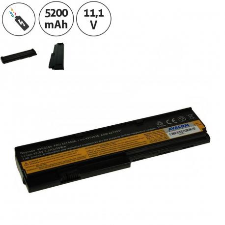 Lenovo ThinkPad X201s Baterie pro notebook - 5200mAh 6 článků + doprava zdarma + zprostředkování servisu v ČR