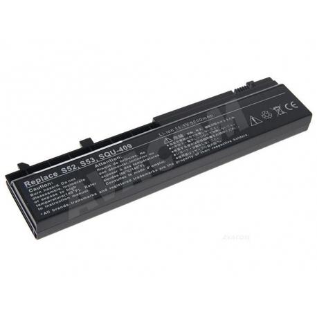 PACKARD BELL 916C3370 Baterie pro notebook - 5200mAh 6 článků + doprava zdarma + zprostředkování servisu v ČR