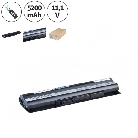 MSI GE620DX Baterie pro notebook - 5200mAh 6 článků + doprava zdarma + zprostředkování servisu v ČR