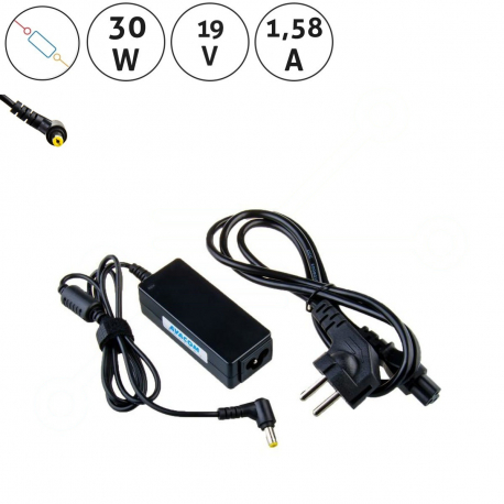 Acer Aspire One 533-13dgkk_w7625 3g Adaptér pro notebook - 19V 1,58A + zprostředkování servisu v ČR