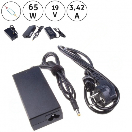 Acer Aspire One A110x black Edition Adaptér - Napájecí zdroj pro notebook - 19V 3,42A + zprostředkování servisu v ČR