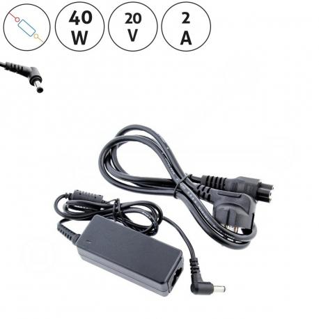 Toshiba Mini nb500-108 Adaptér pro notebook - 20V 2A + zprostředkování servisu v ČR