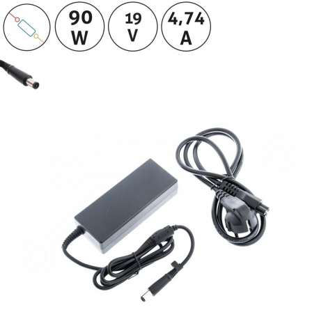 HP 620 Adaptér - Napájecí zdroj pro notebook - 19V 4,74A + zprostředkování servisu v ČR