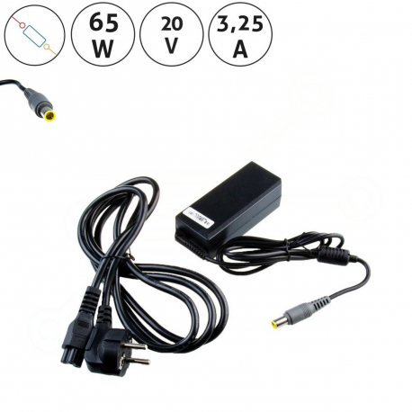 Lenovo Thinkpad SL500 2746 Adaptér - Napájecí zdroj pro notebook - 20V 3,25A + zprostředkování servisu v ČR