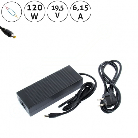 Sony Vaio PCG-FX200 Adaptér pro notebook - 19,5V 6,15A + zprostředkování servisu v ČR