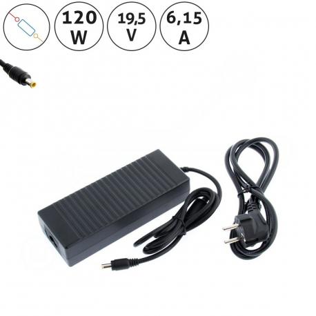 Sony Vaio VGN-SR19VN Adaptér pro notebook - 19,5V 6,15A + zprostředkování servisu v ČR