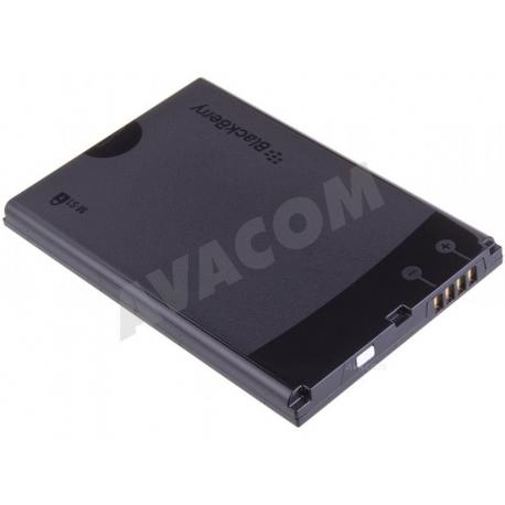 BlackBerry 9000 Baterie pro mobilní telefon - 1500mAh + zprostředkování servisu v ČR