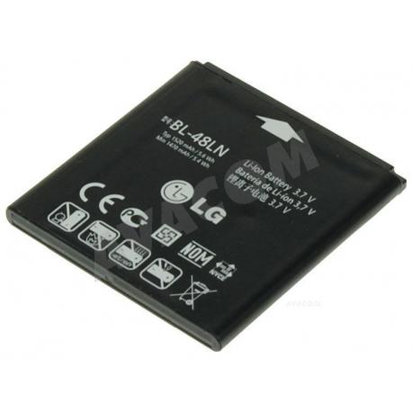 LG Optimus P720 3D Max Baterie pro notebook - 1520mAh + zprostředkování servisu v ČR