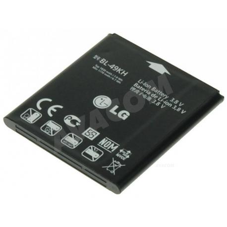 LG Optimus P936 True HD LTE Baterie pro notebook - 1830mAh + zprostředkování servisu v ČR