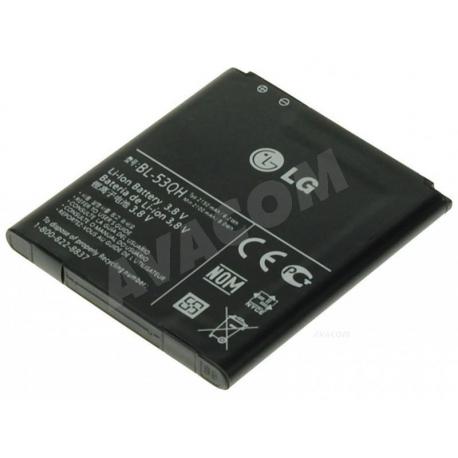 LG Optimus L9 p768 Baterie pro mobilní telefon - 2150mAh + zprostředkování servisu v ČR