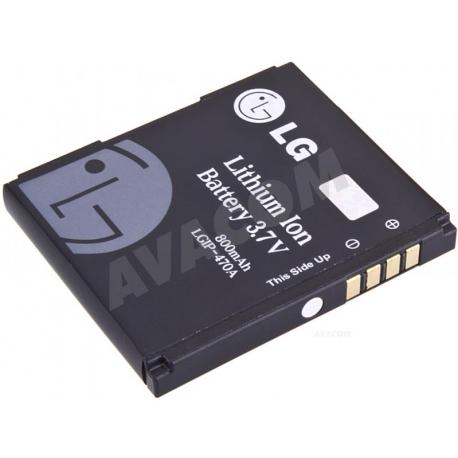 LG KE970 Shine Baterie pro mobilní telefon - 780mAh + zprostředkování servisu v ČR