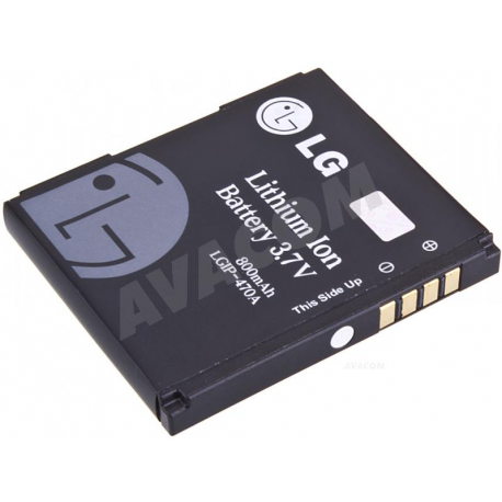 LG LGIP-470A Baterie pro notebook - 780mAh + zprostředkování servisu v ČR