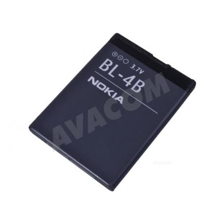 NOKIA BL-4B Baterie pro mobilní telefon - 700mAh + zprostředkování servisu v ČR