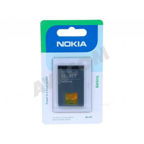 Nokia 2720 fold Baterie pro mobilní telefon - 860mAh + zprostředkování servisu v ČR