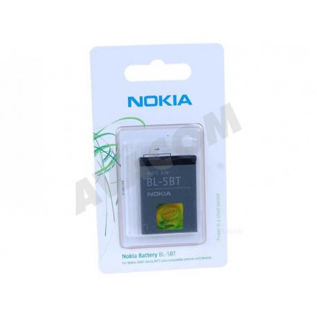 NOKIA BL-5BT Baterie pro mobilní telefon - 820mAh + zprostředkování servisu v ČR