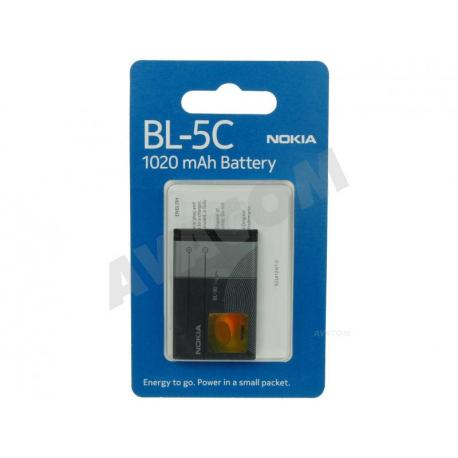 Nokia 3110c Baterie pro mobilní telefon - 1020mAh + zprostředkování servisu v ČR