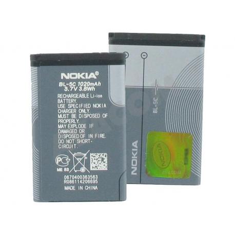 Nokia 2730c Baterie pro mobilní telefon - 1020mAh + zprostředkování servisu v ČR