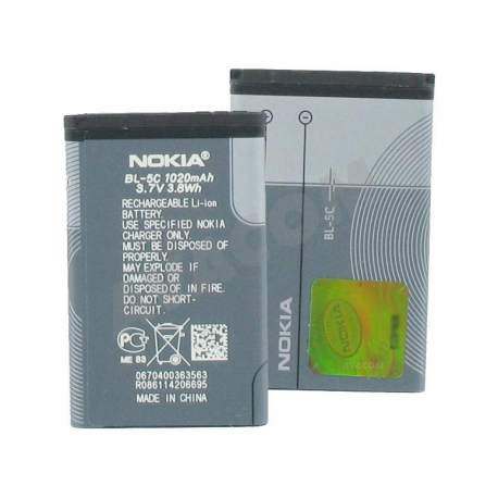 Nokia 3110 classic Baterie pro mobilní telefon - 1020mAh + zprostředkování servisu v ČR