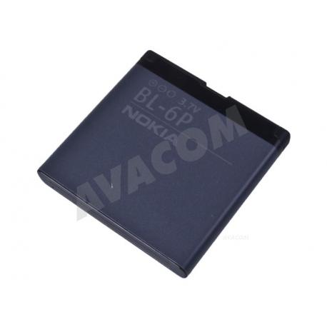 NOKIA BL-6P Baterie pro notebook - 830mAh + zprostředkování servisu v ČR
