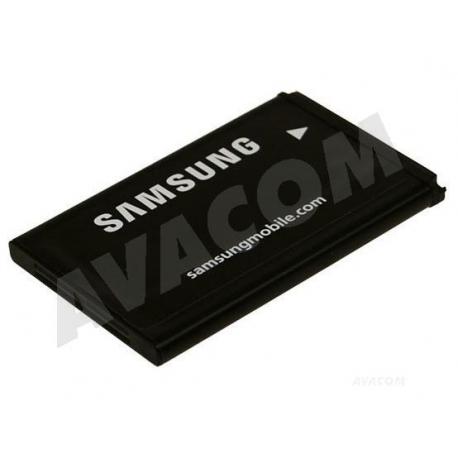 Samsung E2550 monte slider Baterie pro mobilní telefon - 800mAh + zprostředkování servisu v ČR