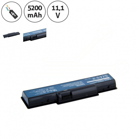 Acer Aspire 5334 Baterie pro notebook - 5200mAh 6 článků + doprava zdarma + zprostředkování servisu v ČR