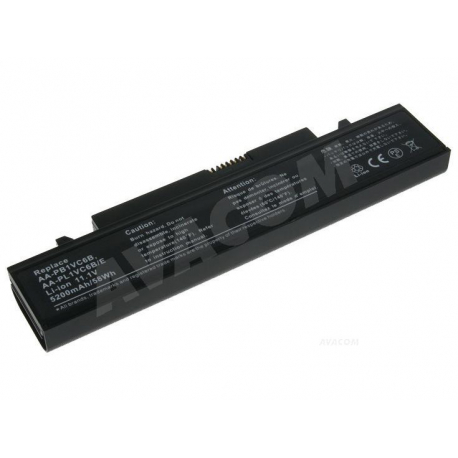 Samsung NP-NC10-ka03 Baterie pro notebook - 5200mAh 6 článků + doprava zdarma + zprostředkování servisu v ČR