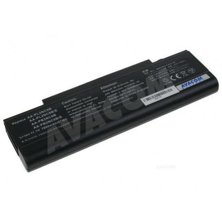 Samsung R40 Baterie pro notebook - 7800mAh 9 článků + doprava zdarma + zprostředkování servisu v ČR
