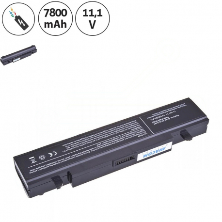 Samsung NP-R509 Baterie pro notebook - 7800mAh 9 článků + doprava zdarma + zprostředkování servisu v ČR
