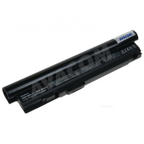 Sony Vaio vgn-tz31mn/n Baterie pro notebook - 5200mAh 6 článků + doprava zdarma + zprostředkování servisu v ČR