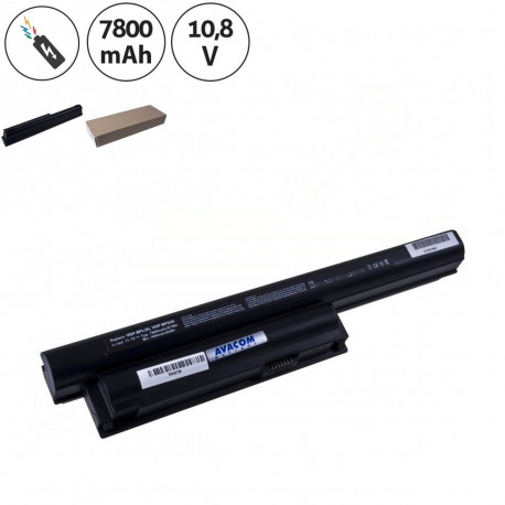 Sony Vaio vpc-cb16fg/w Baterie pro notebook - 7800mAh 9 článků + doprava zdarma + zprostředkování servisu v ČR